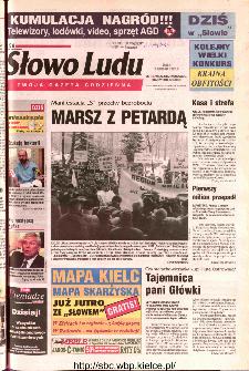Słowo Ludu 2002 R.LIV, nr 293 (Ostrowiec, Starachowice, Skarżysko, Końskie)