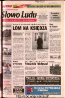 Słowo Ludu 2002 R.LIV, nr 17 (Ostrowiec, Starachowice, Skarżysko, Końskie, Ponidzie, Jędrzejów, Włoszczowa, Sandomierz, Staszów, Opatów)