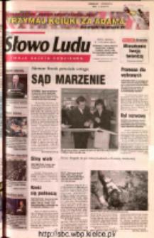 Słowo Ludu 2002 R.LIV, nr 22 (Ostrowiec, Starachowice, Skarżysko, Końskie, Ponidzie, Jędrzejów, Włoszczowa, Sandomierz, Staszów, Opatów)