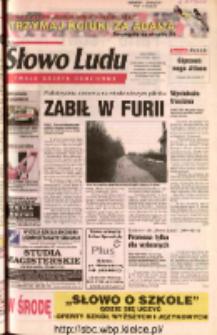 Słowo Ludu 2002 R.LIV, nr 23 (Ostrowiec, Starachowice, Skarżysko, Końskie, Ponidzie, Jędrzejów, Włoszczowa, Sandomierz, Staszów, Opatów)
