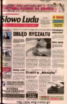 Słowo Ludu 2002 R.LIV, nr 29 (Ostrowiec, Starachowice, Skarżysko, Końskie, Ponidzie, Jędrzejów, Włoszczowa, Sandomierz, Staszów, Opatów)