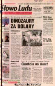 Słowo Ludu 2002 R.LIV, nr 40 (Ostrowiec, Starachowice, Skarżysko, Końskie, Ponidzie, Jędrzejów, Włoszczowa, Sandomierz, Staszów, Opatów)