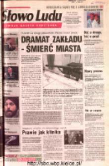 Słowo Ludu 2002 R.LIV, nr 52 (Ostrowiec, Starachowice, Skarżysko, Końskie, Ponidzie, Jędrzejów, Włoszczowa, Sandomierz, Staszów, Opatów)