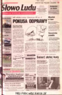 Słowo Ludu 2002 R.LIV, nr 53 (Ostrowiec, Starachowice, Skarżysko, Końskie, Ponidzie, Jędrzejów, Włoszczowa, Sandomierz, Staszów, Opatów)