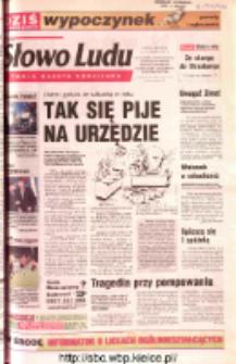 Słowo Ludu 2002 R.LIV, nr 70 (Ostrowiec, Starachowice, Skarżysko, Końskie, Ponidzie, Jędrzejów, Włoszczowa, Sandomierz, Staszów, Opatów)