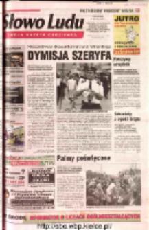 Słowo Ludu 2002 R.LIV, nr 71 (Ostrowiec, Starachowice, Skarżysko, Końskie, Ponidzie, Jędrzejów, Włoszczowa, Sandomierz, Staszów, Opatów)
