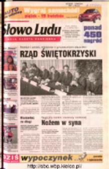 Słowo Ludu 2002 R.LIV, nr 86 (Ostrowiec, Starachowice, Skarżysko, Końskie, Ponidzie, Jędrzejów, Włoszczowa, Sandomierz, Staszów, Opatów)