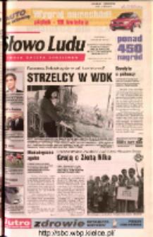 Słowo Ludu 2002 R.LIV, nr 87 (Ostrowiec, Starachowice, Skarżysko, Końskie, Ponidzie, Jędrzejów, Włoszczowa, Sandomierz, Staszów, Opatów)