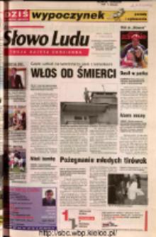 Słowo Ludu 2002 R.LIV, nr 114 (Ostrowiec, Starachowice, Skarżysko, Końskie, Ponidzie, Jędrzejów, Włoszczowa, Sandomierz, Staszów, Opatów)