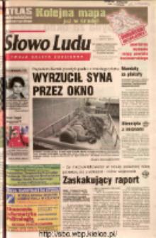 Słowo Ludu 2002 R.LIV, nr 138 (Ostrowiec, Starachowice, Skarżysko, Końskie, Ponidzie, Jędrzejów, Włoszczowa, Sandomierz, Staszów, Opatów)