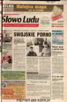 Słowo Ludu 2002 R.LIV, nr 144 (Ostrowiec, Starachowice, Skarżysko, Końskie, Ponidzie, Jędrzejów, Włoszczowa, Sandomierz, Staszów, Opatów)