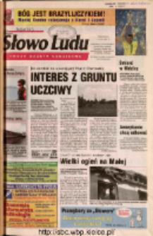 Słowo Ludu 2002 R.LIV, nr 150 (Ostrowiec, Starachowice, Skarżysko, Końskie, Ponidzie, Jędrzejów, Włoszczowa, Sandomierz, Staszów, Opatów)