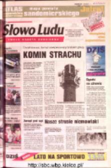 Słowo Ludu 2002 R.LIV, nr 151 (Ostrowiec, Starachowice, Skarżysko, Końskie, Ponidzie, Jędrzejów, Włoszczowa, Sandomierz, Staszów, Opatów)