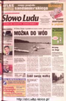 Słowo Ludu 2002 R.LIV, nr 152 (Ostrowiec, Starachowice, Skarżysko, Końskie, Ponidzie, Jędrzejów, Włoszczowa, Sandomierz, Staszów, Opatów)