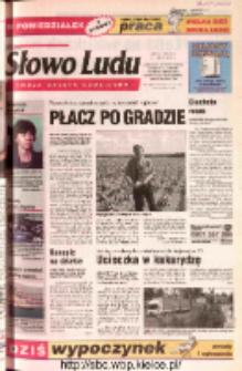 Słowo Ludu 2002 R.LIV, nr 155 (Ostrowiec, Starachowice, Skarżysko, Końskie, Ponidzie, Jędrzejów, Włoszczowa, Sandomierz, Staszów, Opatów)