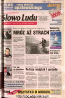 Słowo Ludu 2002 R.LIV, nr 157 (Ostrowiec, Starachowice, Skarżysko, Końskie, Ponidzie, Jędrzejów, Włoszczowa, Sandomierz, Staszów, Opatów)