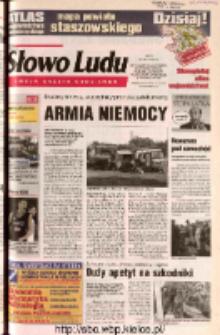 Słowo Ludu 2002 R.LIV, nr 170 (Ostrowiec, Starachowice, Skarżysko, Końskie, Ponidzie, Jędrzejów, Włoszczowa, Sandomierz, Staszów, Opatów)