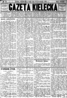 Gazeta Kielecka, 1902, R.33, nr 98