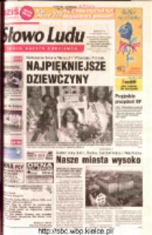 Słowo Ludu 2002 R.LIV, nr 239 (Ostrowiec, Starachowice, Skarżysko, Końskie, Ponidzie, Jędrzejów, Włoszczowa, Sandomierz, Staszów, Opatów)