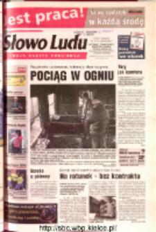 Słowo Ludu 2002 R.LIV, nr 272 (Ostrowiec, Starachowice, Skarżysko, Końskie, Ponidzie, Jędrzejów, Włoszczowa, Sandomierz, Staszów, Opatów)