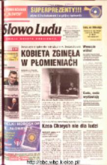Słowo Ludu 2002 R.LIV, nr 296 (Ostrowiec, Starachowice, Skarżysko, Końskie, Ponidzie, Jędrzejów, Włoszczowa, Sandomierz, Staszów, Opatów)