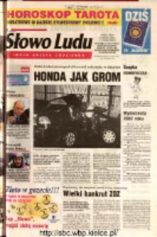 Słowo Ludu 2002 R.LIV, nr 301 (Ostrowiec, Starachowice, Skarżysko, Końskie, Ponidzie, Jędrzejów, Włoszczowa, Sandomierz, Staszów, Opatów)