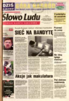 Słowo Ludu 2003 R.LIV, nr 5 (Ponidzie, Jędrzejów, Włoszczowa, Sandomierz, Staszów, Opatów)