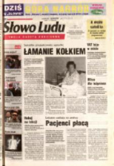 Słowo Ludu 2003 R.LIV, nr 6 (Ponidzie, Jędrzejów, Włoszczowa, Sandomierz, Staszów, Opatów)