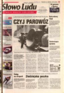 Słowo Ludu 2003 R.LIV, nr 11 (Ponidzie, Jędrzejów, Włoszczowa, Sandomierz, Staszów, Opatów)