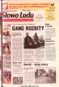 Słowo Ludu 2003 R.LIV, nr 13 (Ponidzie, Jędrzejów, Włoszczowa, Sandomierz, Staszów, Opatów)