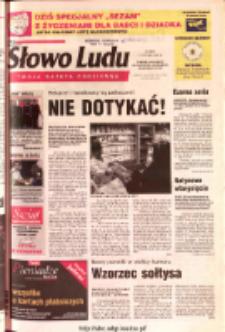 Słowo Ludu 2003 R.LIV, nr 17 (Ponidzie, Jędrzejów, Włoszczowa, Sandomierz, Staszów, Opatów)
