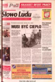 Słowo Ludu 2003 R.LIV, nr 18 (Ponidzie, Jędrzejów, Włoszczowa, Sandomierz, Staszów, Opatów)