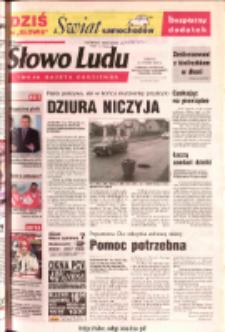Słowo Ludu 2003 R.LIV, nr 19 (Ponidzie, Jędrzejów, Włoszczowa, Sandomierz, Staszów, Opatów)