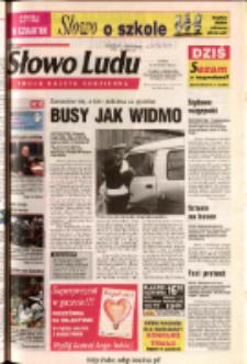 Słowo Ludu 2003 R.LIV, nr 23 (Ponidzie, Jędrzejów, Włoszczowa, Sandomierz, Staszów, Opatów)