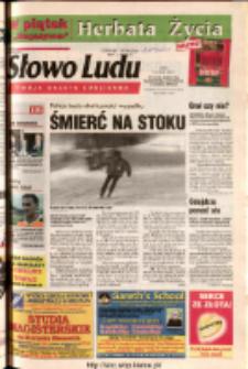 Słowo Ludu 2003 R.LIV, nr 30 (Ponidzie, Jędrzejów, Włoszczowa, Sandomierz, Staszów, Opatów)
