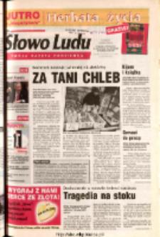 Słowo Ludu 2003 R.LIV, nr 31 (Ponidzie, Jędrzejów, Włoszczowa, Sandomierz, Staszów, Opatów)