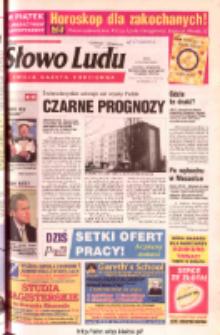Słowo Ludu 2003 R.LIV, nr 36 (Ponidzie, Jędrzejów, Włoszczowa, Sandomierz, Staszów, Opatów)