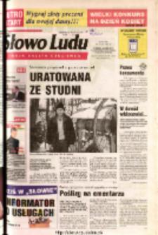 Słowo Ludu 2003 R.LIV, nr 43 (Ponidzie, Jędrzejów, Włoszczowa, Sandomierz, Staszów, Opatów)