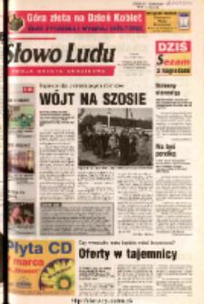 Słowo Ludu 2003 R.LIV, nr 47 (Ponidzie, Jędrzejów, Włoszczowa, Sandomierz, Staszów, Opatów)