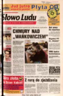 Słowo Ludu 2003 R.LIV, nr 55 (Ponidzie, Jędrzejów, Włoszczowa, Sandomierz, Staszów, Opatów)