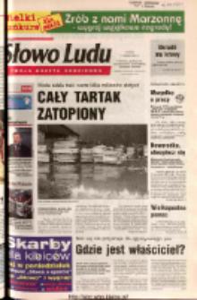 Słowo Ludu 2003 R.LIV, nr 59 (Ponidzie, Jędrzejów, Włoszczowa, Sandomierz, Staszów, Opatów)