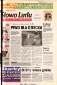 Słowo Ludu 2003 R.LIV, nr 61 (Ponidzie, Jędrzejów, Włoszczowa, Sandomierz, Staszów, Opatów)