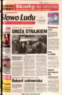 Słowo Ludu 2003 R.LIV, nr 65 (Ponidzie, Jędrzejów, Włoszczowa, Sandomierz, Staszów, Opatów)