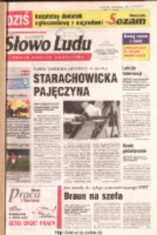 Słowo Ludu 2003 R.LIV, nr 77 (Ponidzie, Jędrzejów, Włoszczowa, Sandomierz, Staszów, Opatów)