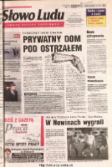 Słowo Ludu 2003 R.LIV, nr 78 (Ponidzie, Jędrzejów, Włoszczowa, Sandomierz, Staszów, Opatów)