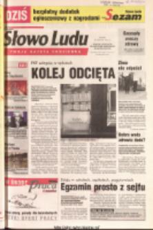 Słowo Ludu 2003 R.LIV, nr 83 (Ponidzie, Jędrzejów, Włoszczowa, Sandomierz, Staszów, Opatów)