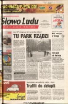 Słowo Ludu 2003 R.LIV, nr 85 (Ponidzie, Jędrzejów, Włoszczowa, Sandomierz, Staszów, Opatów)