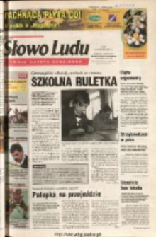 Słowo Ludu 2003 R.LIV, nr 90 (Ponidzie, Jędrzejów, Włoszczowa, Sandomierz, Staszów, Opatów)