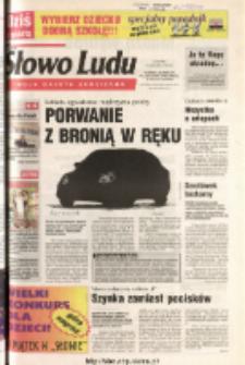 Słowo Ludu 2003 R.LIV, nr 95 (Ponidzie, Jędrzejów, Włoszczowa, Sandomierz, Staszów, Opatów)
