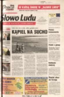 Słowo Ludu 2003 R.LIV, nr 104 (Ponidzie, Jędrzejów, Włoszczowa, Sandomierz, Staszów, Opatów)
